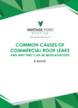 Commercial Roof Leaks Cover