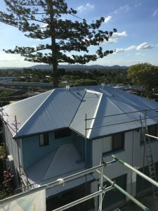 Metal Roofing - Brisbane - Are roof replacements time consuming? Vantage Point Roofing Answers