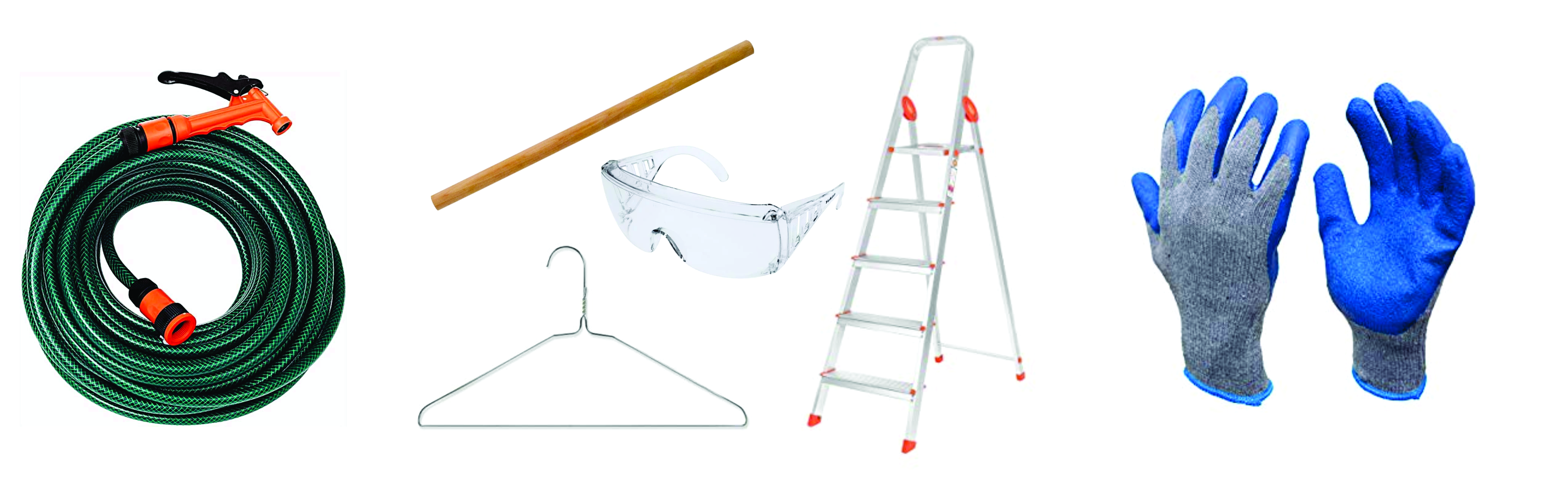 Examples of required equipment