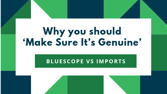 Why you should 'Make Sure It's Genuine'