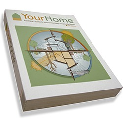 Cover of Your Home: Australia's Guide to Environmentally Sustainable Homes