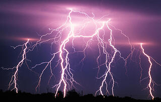 Metal Roofing - Brisbane - 5 Metal Roof Myths: Separating fact from fiction. Metal roofs are more likely to be struck by lightning and catch on fire