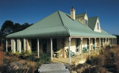 Metal Roofing - Brisbane - Choosing the right colour for your roof Country