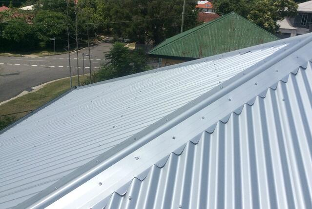 Metal Roofing - Brisbane - Have you considered it? zincalume roof replacement tarragindi